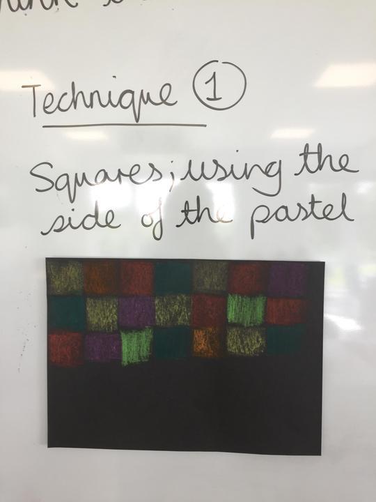 Paul Klee technique [1]