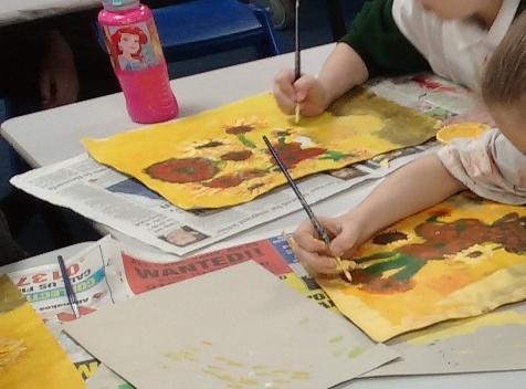 Van Gogh Master Class