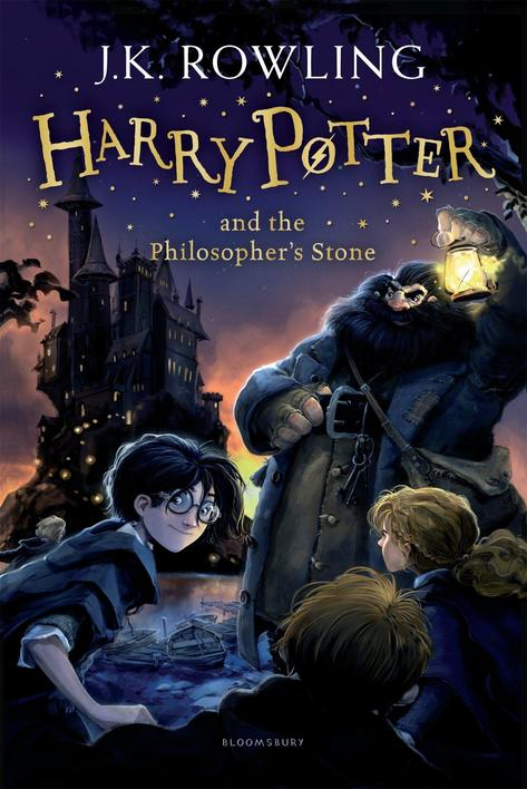 Year 5: Harry Potter and the Philosopher's Stone