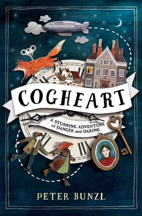 Yea 6: Cogheart by Peter Bunzl