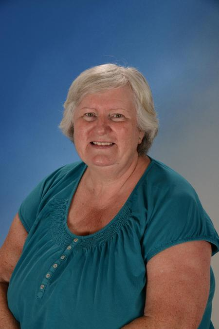 Pat Rolfe, Teaching Assistant