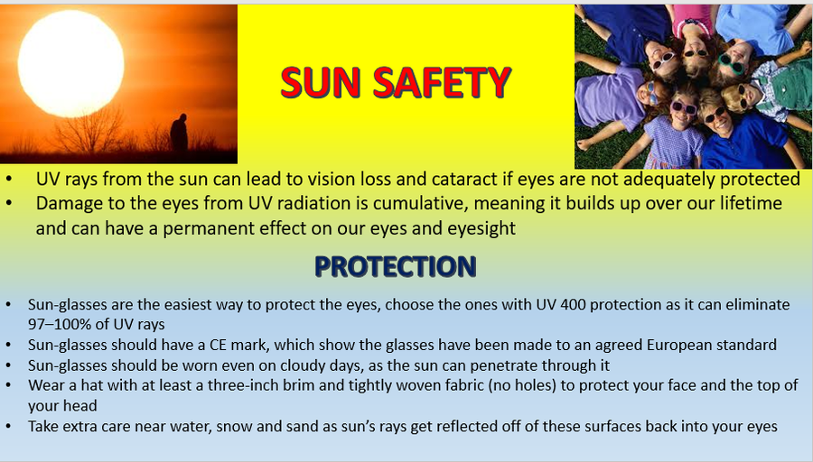 Maanya - How to stay safe in the sun