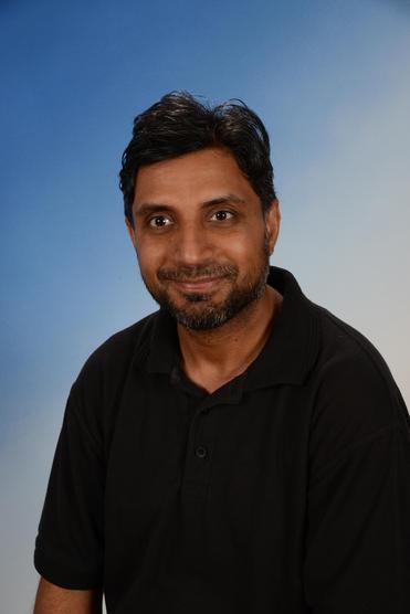 Aman Ullah, Assistant Site Controller