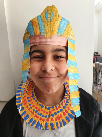 Pharaoh Gavy, 3 Cheetah