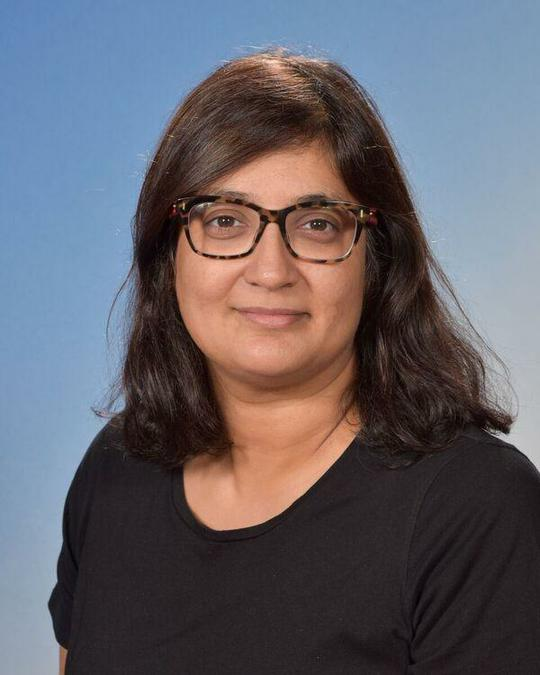 Sonia Chauhan, Learning Support Assistant