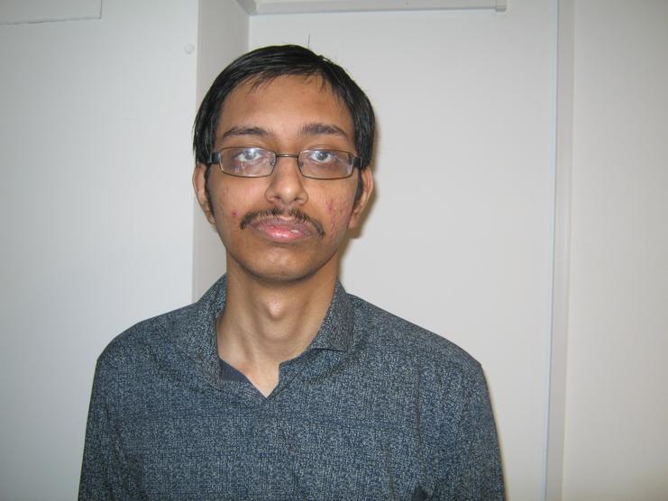 Divanshu Magon, IT Assistant