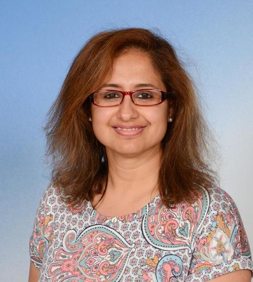 Samra Din, Learning Support Assistant