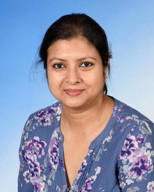 Ani Chakravorti, Learning Support Assistant