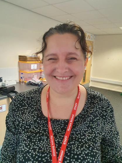 Agata Burzynska,  Learning Support Staff
