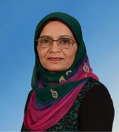 Khalida Bashir, After School Club Assistant