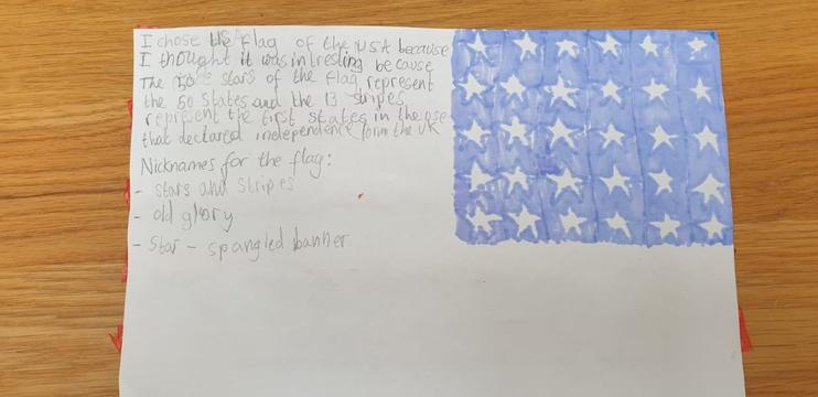 Yusuf A's USA flag (2)
