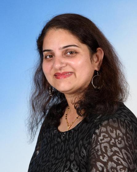 Jayanti Bohra, Teaching Assitant