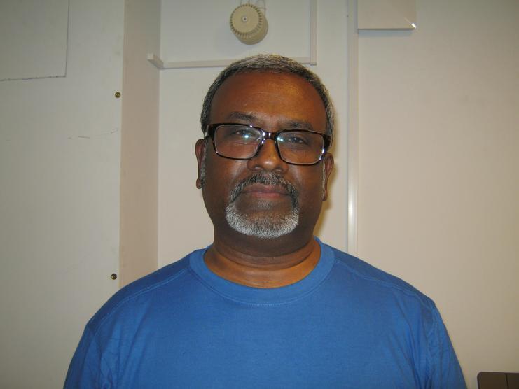 Sinnathurai Vinojan, Assistant Site Controller