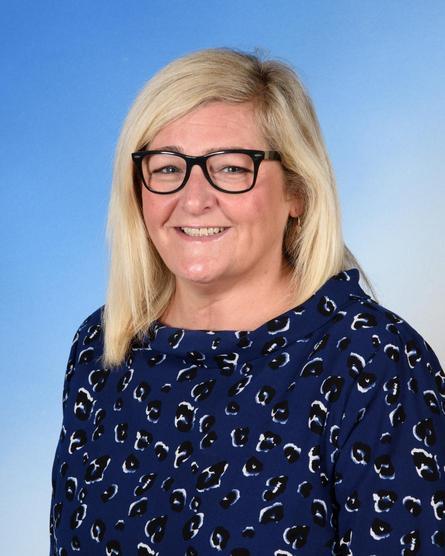 Jo Terry, Welfare Officer