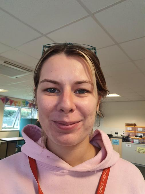 Sophie McIntyre,   Learning Support Staff