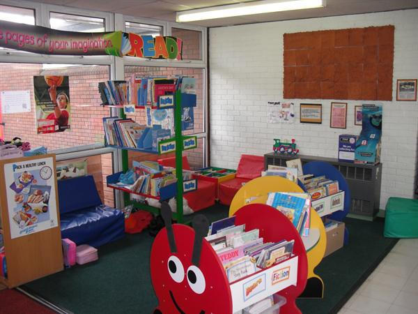 Infant & Key Stage 1 Library