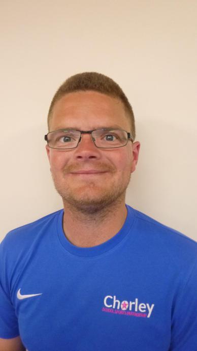 Mr G Greener - PE Teacher (CSSP)
