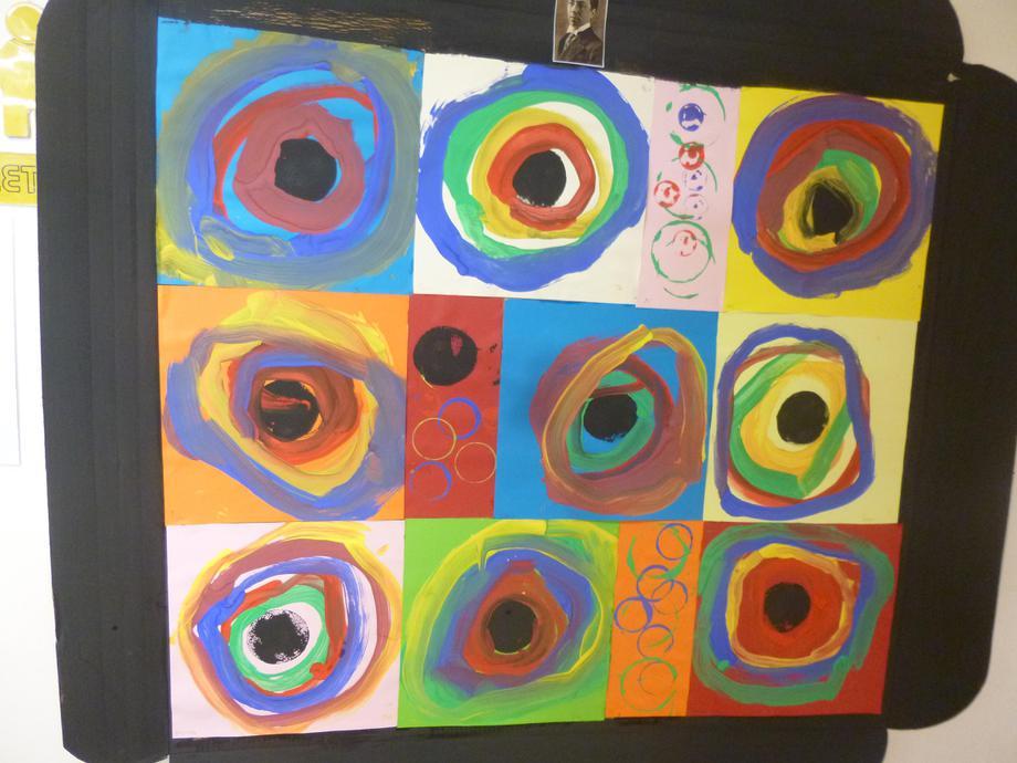 Nursery - Kandinsky