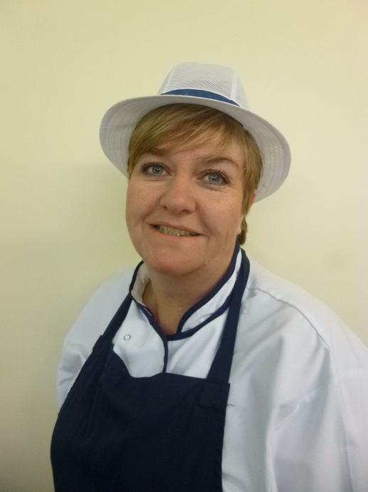 Mrs D Page - School Cook