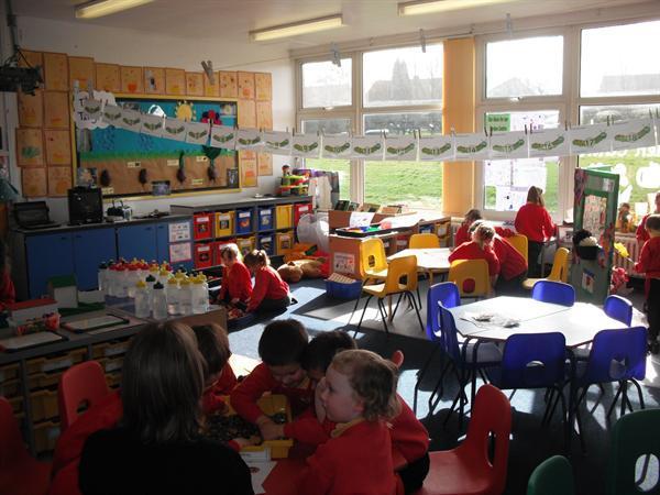 Reception Classroom