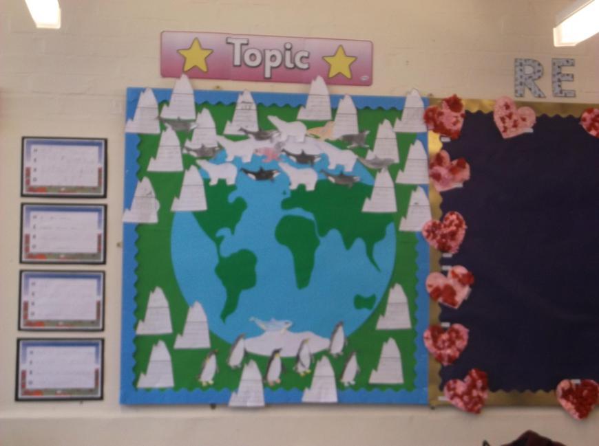 Arctic and Antarctic.
