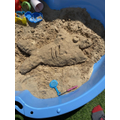 Scarlett's Sand Fish