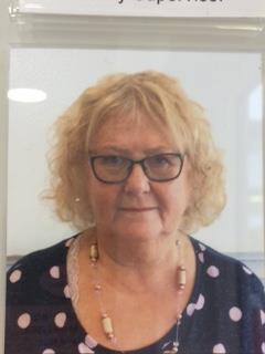 Mrs Irene Getley- Foundation Governor