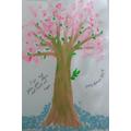 Angelica's blossom tree
