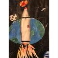 Alex P's Rocket