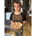 Liam's Egyptian Cookies