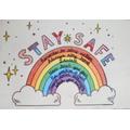 Glenice's NHS Rainbow