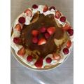 Kyran's American fluffy pancakes