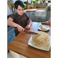 Caleb's Medovik Cake