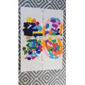 Sophia's mosaic