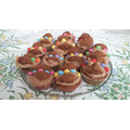 Miss Smith's Butterfly Fairy Cakes