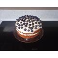 Dylan's C Cake
