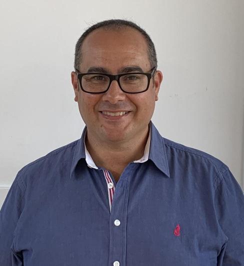 Mr Omar Jina- Parent Governor