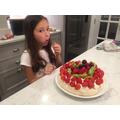 Anabelle's Fruity Bake