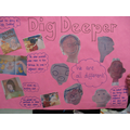 Nursery looked at Mary Seacole.