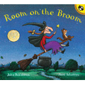 A fun story with rhyme.  Who saves the witch?