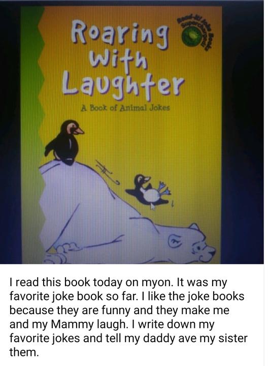 We all enjoy some jokes!