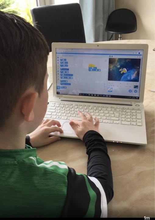 Super work Rory, you're becoming a coding expert!