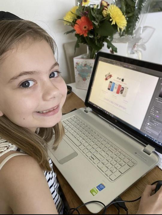 Super ICT skills Ayla!
