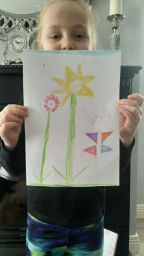 Molly's Spring flowers