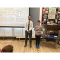 Liam, achievement in ICT