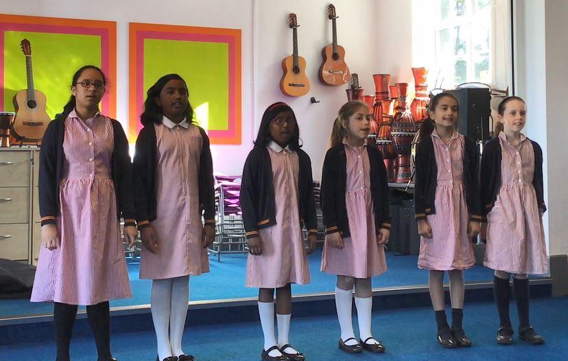Year 5 Choir