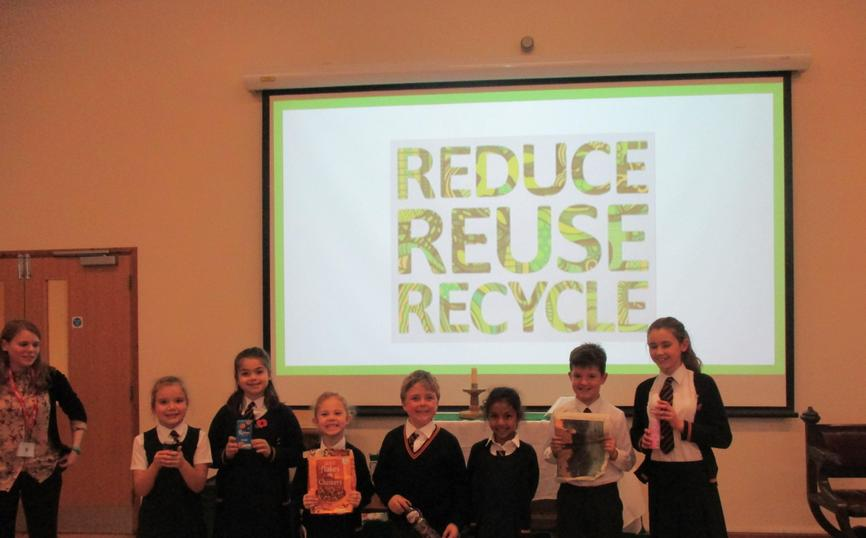 Recycling Assembly