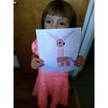 Anna's shape animal!