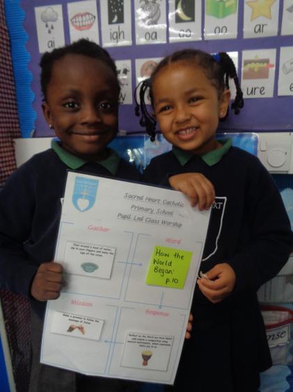 Abigail & Adeola plan Class Worship