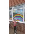 NHS rainbows